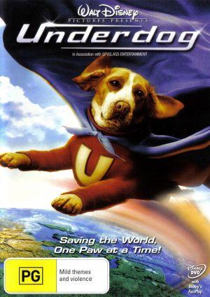 Underdog - Storia di un vero supereroe 1004x1424