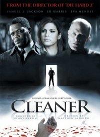 The cleaner poster