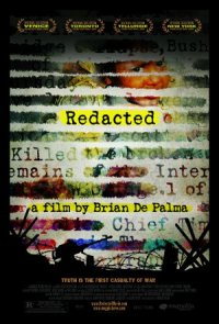 Redacted poster