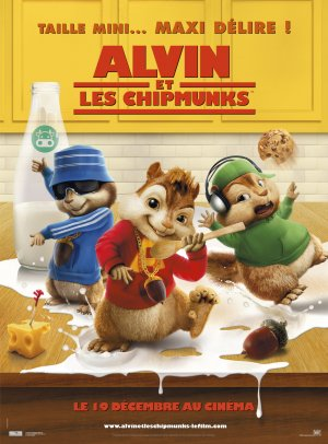 Alvin and the Chipmunks 1308x1772