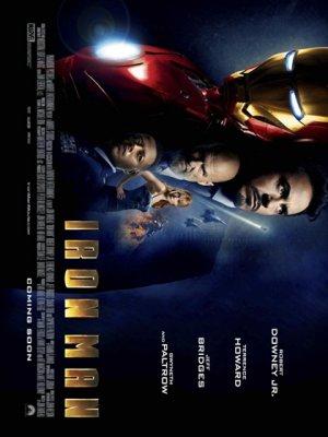 Iron Man 420x560