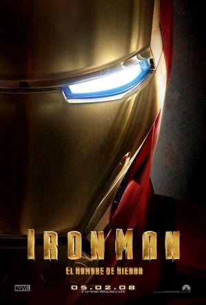 Iron Man 691x1024