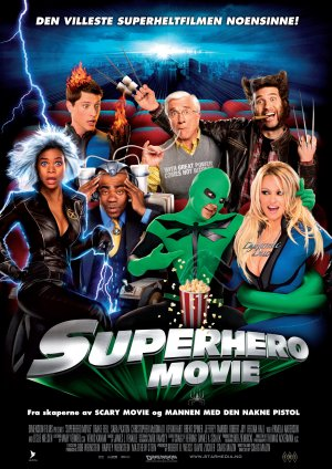 Superhero Movie 2480x3507