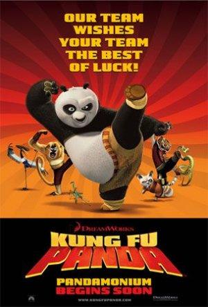 Kung Fu Panda 304x450