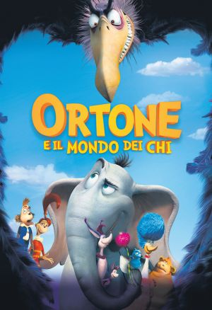 Horton Hears a Who! 893x1305