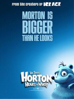 Horton Hears a Who! 432x576