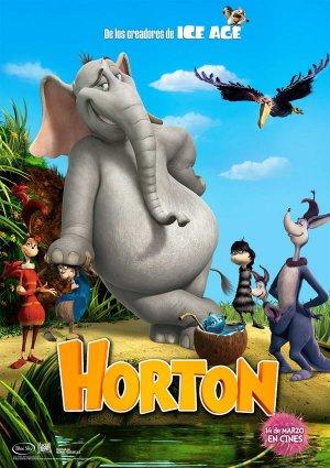 Horton Hears a Who! 600x850
