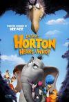 Horton hört ein Hu poster