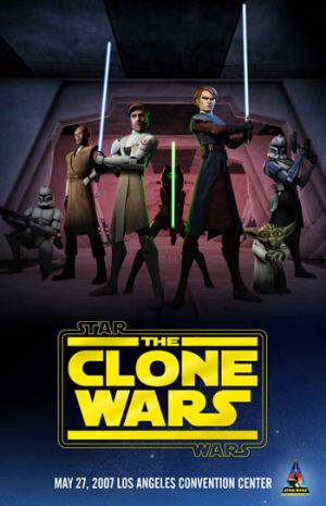 Star Wars: The Clone Wars 350x542