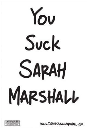 Forgetting Sarah Marshall 324x473
