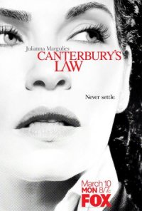 Canterbury's Law poster