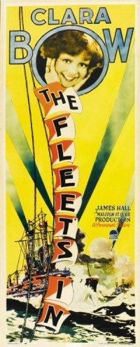 The Fleet's In poster
