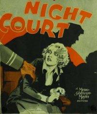 Night Court poster
