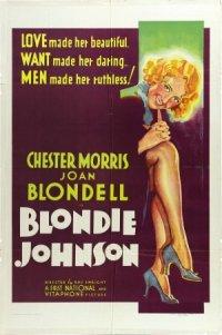 Blondie Johnson poster