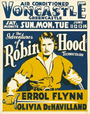 The Adventures of Robin Hood 2364x3000