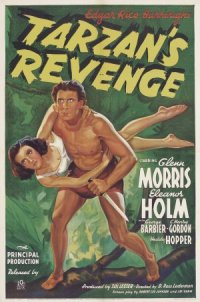 La rivincita di Tarzan poster