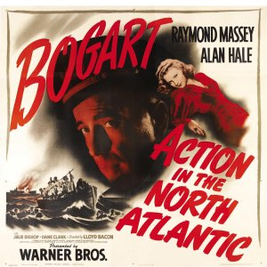 Action in the North Atlantic 3000x3000