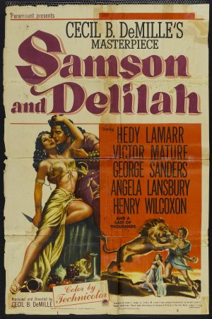 Samson and Delilah 1995x3000