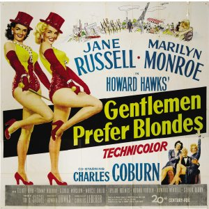 Gentlemen Prefer Blondes 3250x3250