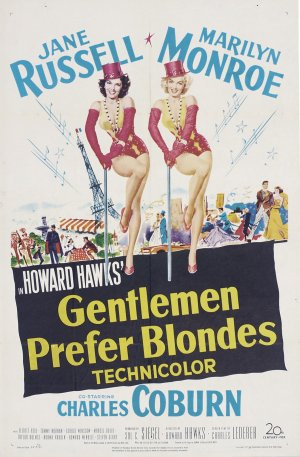 Gentlemen Prefer Blondes 1695x2580