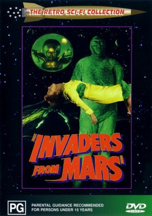 Invaders from Mars 698x988