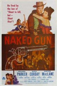 Naked Gun poster