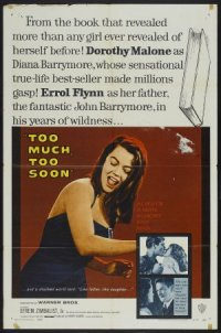 Too Much, Too Soon poster