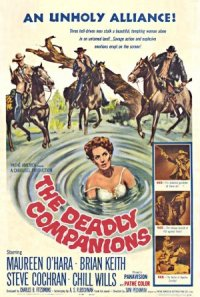 Deadly Companions poster