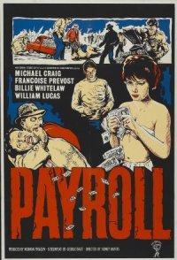 Payroll poster