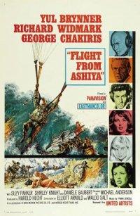 Flight from Ashiya poster