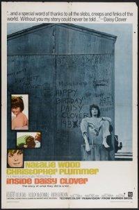 Inside Daisy Clover poster