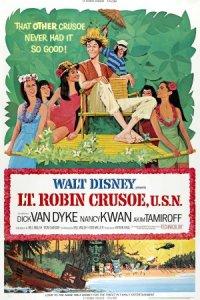 Lt. Robin Crusoe, U.S.N. poster
