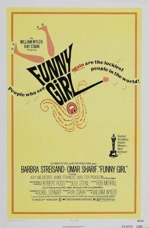 Funny Girl 1633x2500
