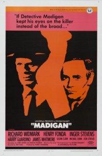 Madigan poster