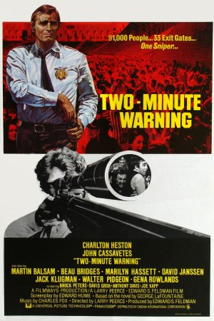 Two-Minute Warning Poster