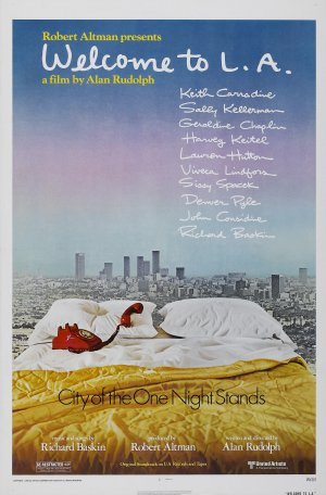 Welcome to L.A. Poster