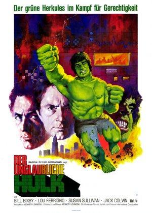 The Incredible Hulk 580x811