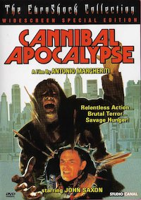 Cannibals in the Streets poster