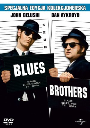 The Blues Brothers 563x800