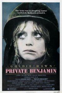 Private Benjamin poster