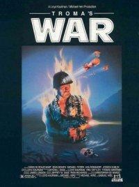 Troma's War poster
