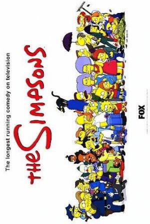 Die Simpsons 335x500