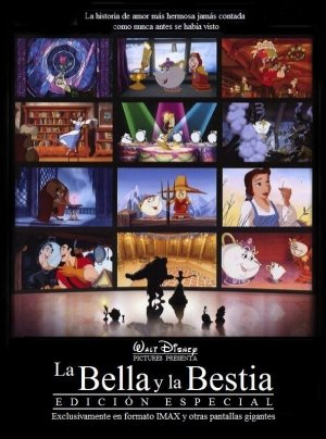 Beauty and the Beast 592x798