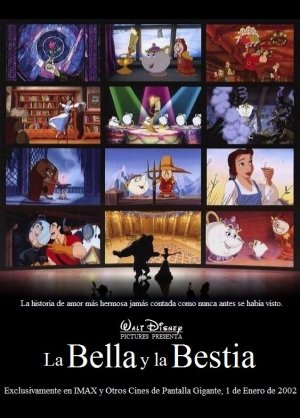 Beauty and the Beast 563x784