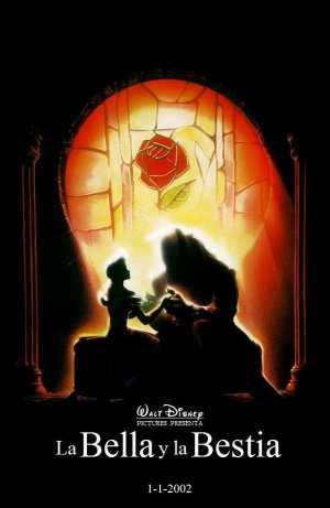 Beauty and the Beast 581x893