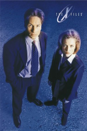 The X Files 480x717