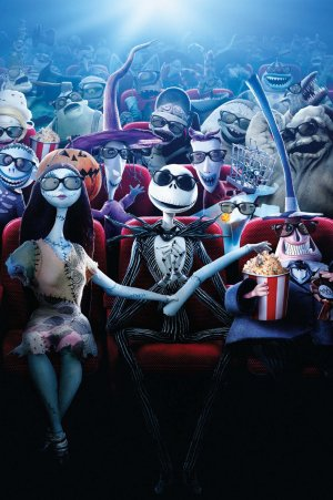 The Nightmare Before Christmas 1090x1638