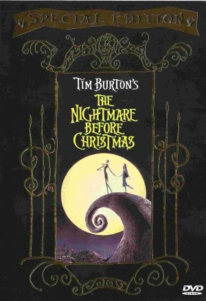The Nightmare Before Christmas 1478x2154