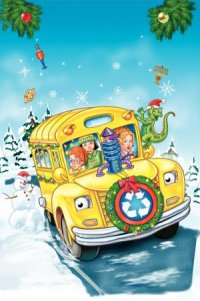 Scholastic's The Magic School Bus poster