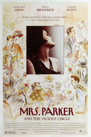Mrs. Parker and the Vicious Circle 1410x2115